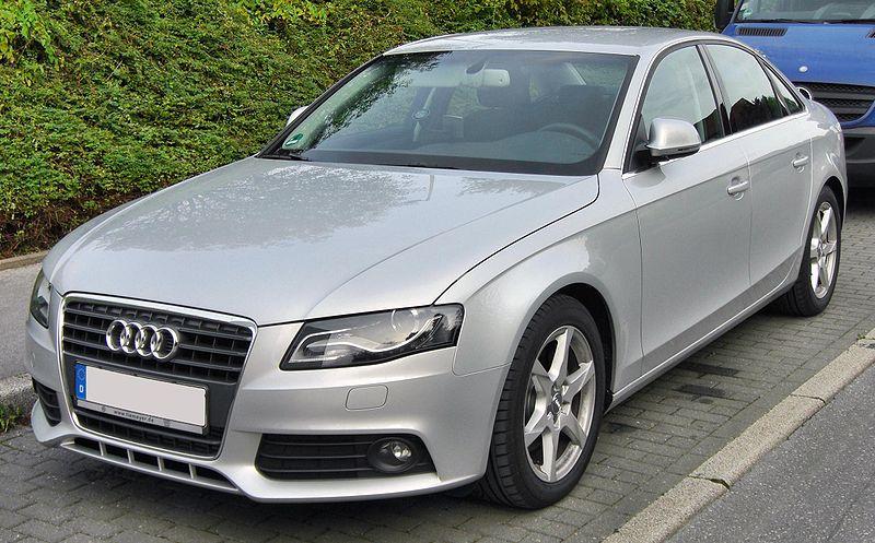 Audi-A4-Jahreswagen
