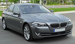 BMW-5er-Jahreswagen
