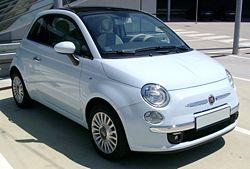 Fiat-500-Jahreswagen