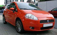Fiat-Jahreswagen