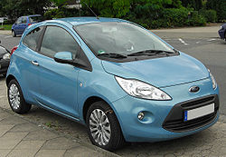 Ford-Ka-Jahreswagen