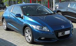 Honda-CR-Z-Jahreswagen