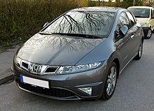 Honda-Civic-Jahreswagen