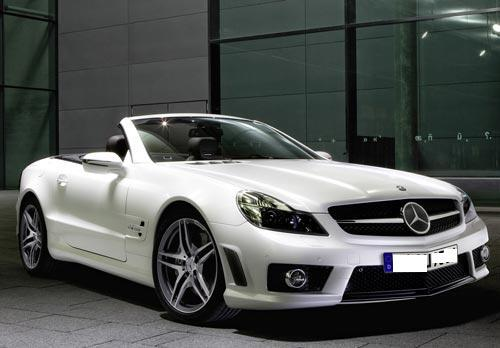 Mercedes-Benz-Jahreswagen