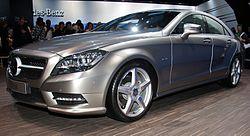 Mercedes-CLS-Jahreswagen