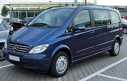 Mercedes-Vito-Jahreswagen