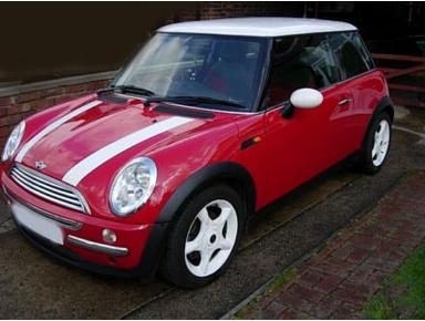 Mini-Cooper-Jahreswagen