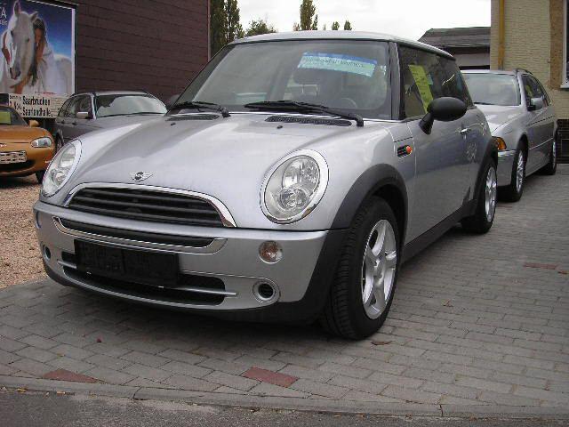 Mini-One-Jahreswagen