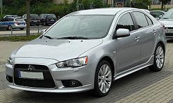 Mitsubishi-Lancer-Jahreswagen