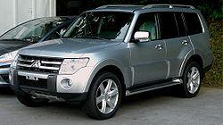 Mitsubishi-Pajero-Jahreswagen