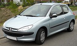 Peugeot-206-Jahreswagen