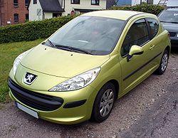 Peugeot-207-Jahreswagen