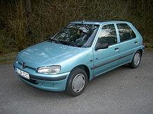 Peugeot-106-Jahreswagen