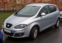 Seat-Altea-Jahreswagen