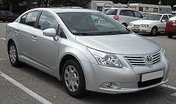 Toyota-Avensis-Jahreswagen