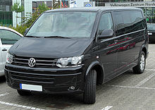 VW-T5-Jahreswagen